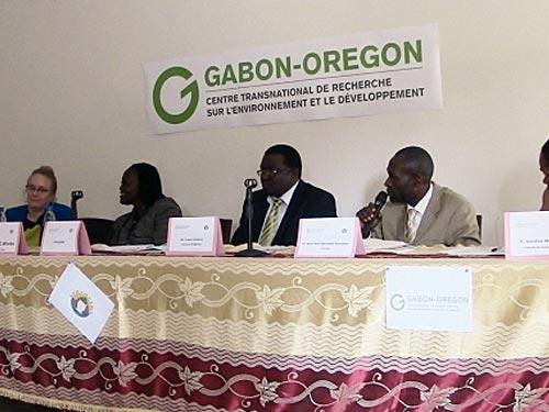 NemaMetrix co-founder visits Gabon