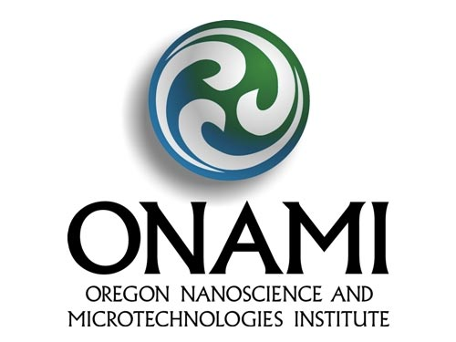 ONAMI logo - Oregon nanoscience and Microtechnologies Institute