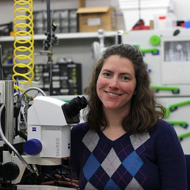 Kat McCormick - Director of R&D at NemaMetrix