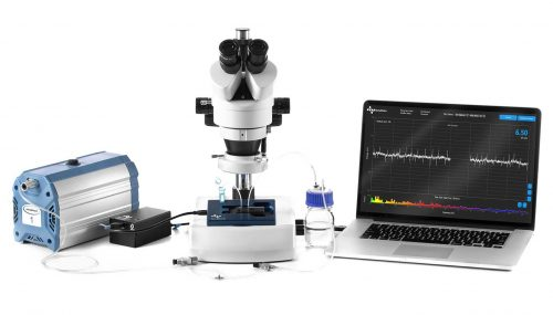 The NemaMetrix ScreenChip System (microscope not included)