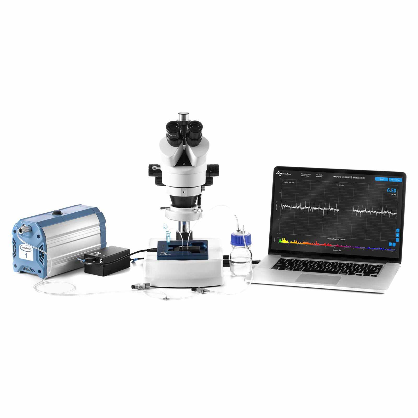 NemaMetrix ScreenChip System (microscope not included)