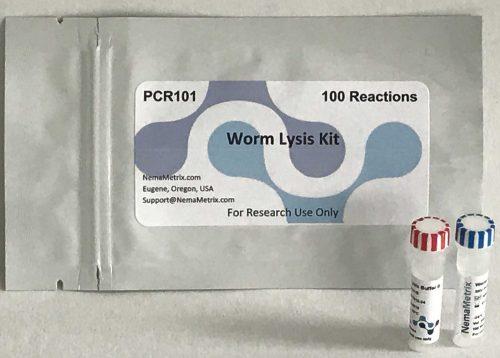 Worm Lysis kit