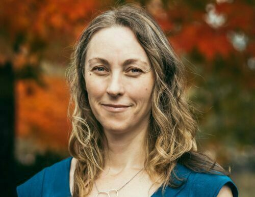 Dr. Sarah Cheesman - zebrafish expert